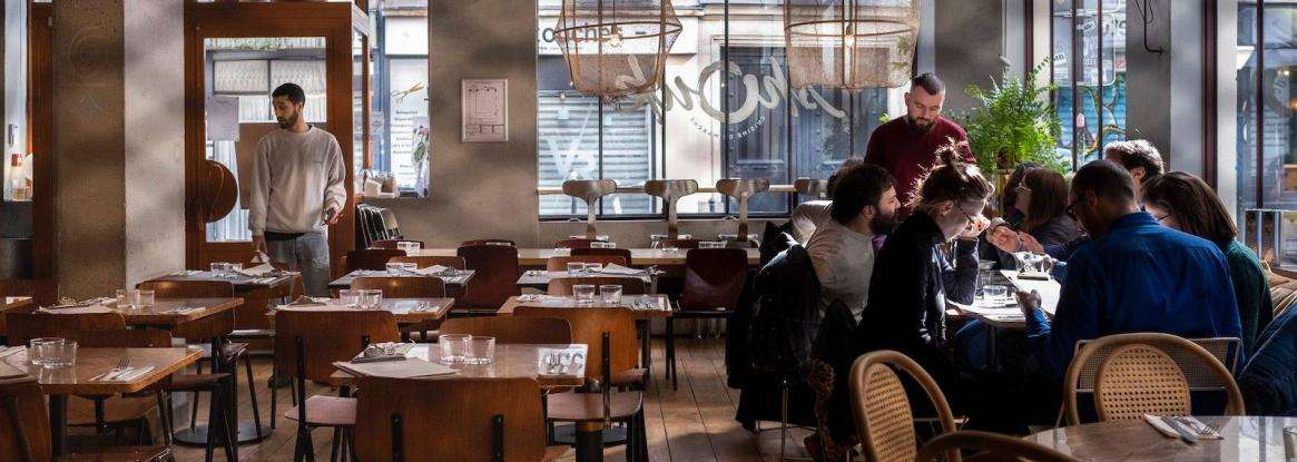 SHOUK « An Israeli gem in the 10th Arrondissement »
