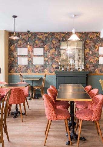 Best Western Hôtel Littéraire Arthur Rimbaud - Breakfast