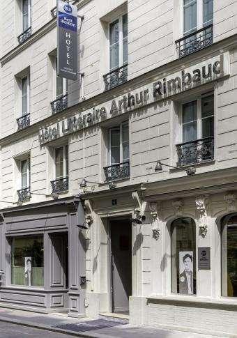 Best Western Hôtel Littéraire Arthur Rimbaud - Hotel